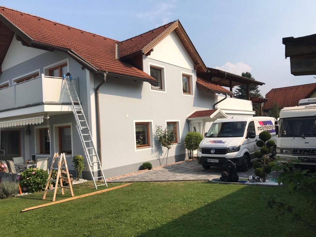 Malermeister Naki - Malerbetrieb und Maler im Raum Bruck an der Mur - Mürzzuschlag / Malerbetrieb in Hönigsberg